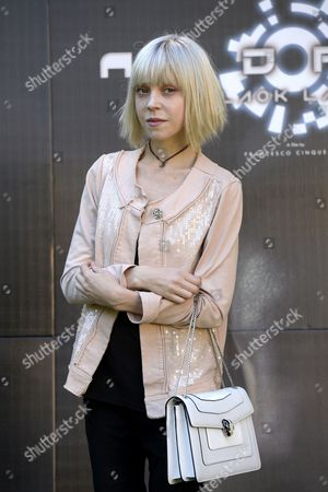 Editorial photo of 'Andron The Black Labyrinth' film photocall in Rome, Italy - 13 Sep 2014