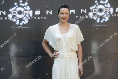 Stock Picture of Michelle Ryan