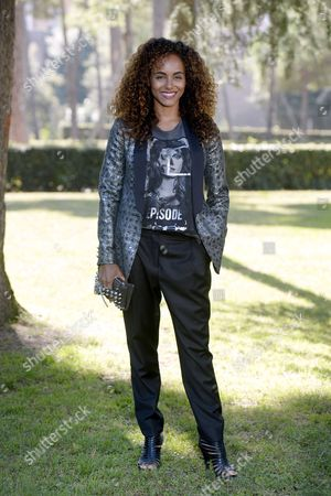 Editorial image of 'Andron The Black Labyrinth' film photocall in Rome, Italy - 13 Sep 2014