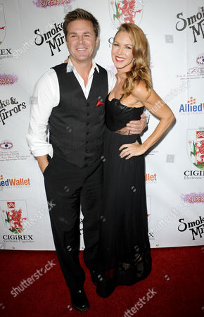 Challen Cates and husband Aaron McPherson