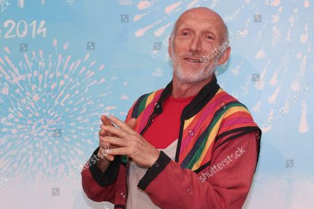 Stock Image of 'Spiral' photocall - Jacques Narcy