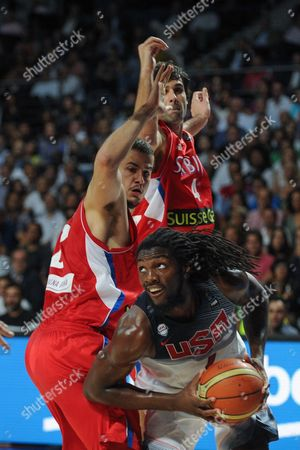 Kenneth Faried of USA