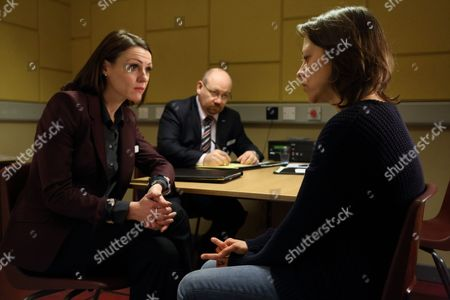 Editorial photo of 'Scott and Bailey' Series 3, TV Programme. - 2013