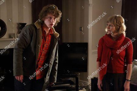 Josh Bolt and Clare Holman