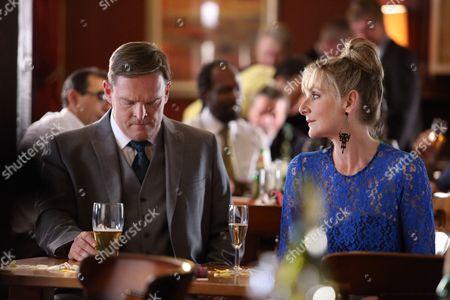 Tony Pitts and Lesley Sharp