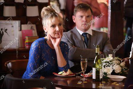 Lesley Sharp and Tony Pitts
