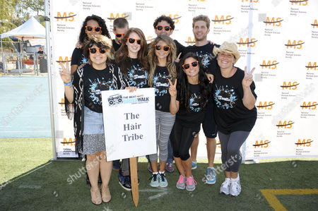 Editorial picture of 2nd Annual Beat MS Dance Walk , Pacific Palisades, America - 13 Sep 2014