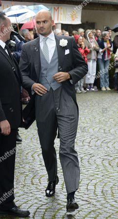 Prince Albert II von Thurn und Taxis