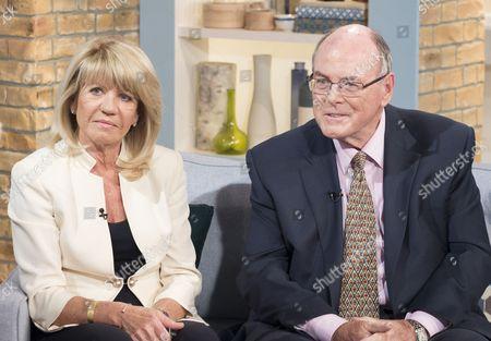 Ingrid Seward and Arthur Edwards