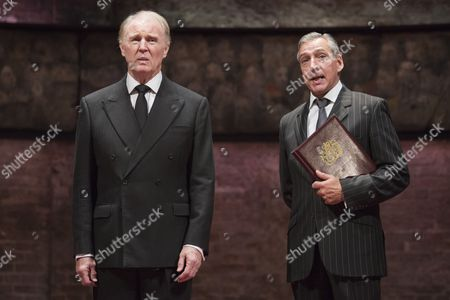 Tim Pigott-Smith as Charles and Miles Richardson as James Reiss