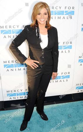 Stock Image of Jane Velez-Mitchel