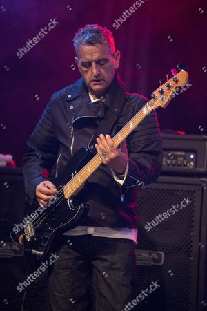 Stock Picture of Happy Mondays - Paul Ryder