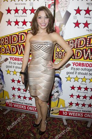 Christina Bianco (Cast)