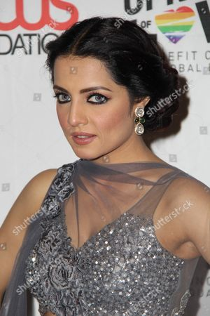 Stock Picture of Celina Jaitly