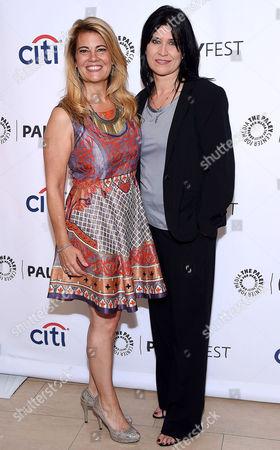 Lisa Whelchel and Nancy McKeon