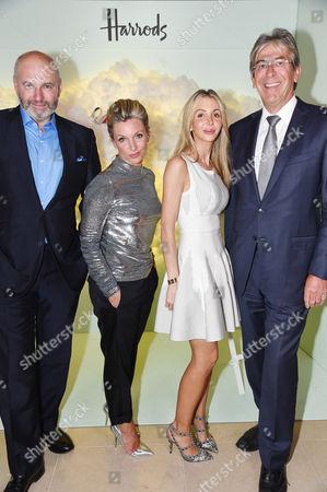 Stock Image of Neil Clifford, Rebecca Farrar-Hockley, Helen David and Michael Ward