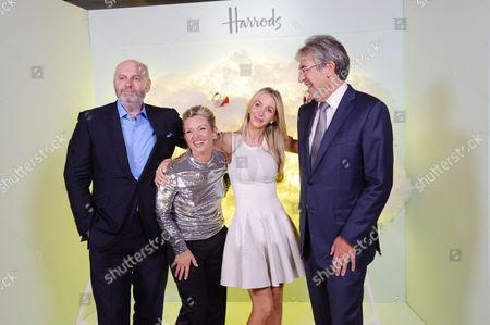 Stock Photo of Neil Clifford, Rebecca Farrar-Hockley, Helen David, Michael Ward