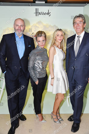 Neil Clifford, Rebecca Farrar-Hockley, Helen David and Michael Ward
