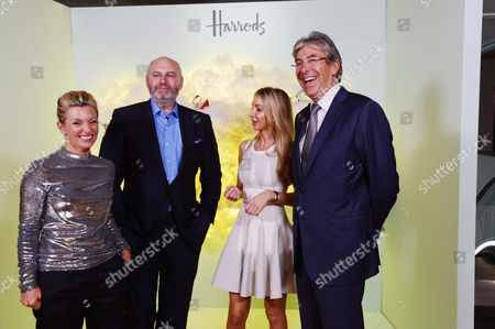 Neil Clifford, Rebecca Farrar-Hockley, Helen David, Michael Ward