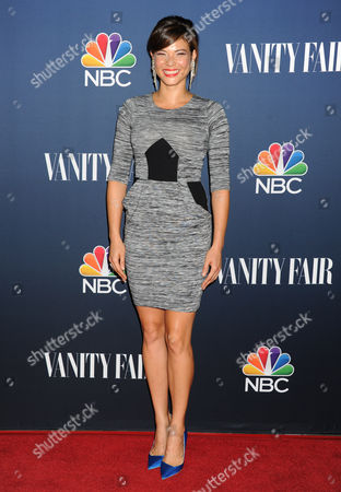 Editorial picture of NBC Universal Vanity Fair Party, Los Angeles, America - 16 Sep 2014