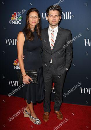 Editorial image of NBC & Vanity Fair's 2014-2015 TV Season event, Los Angeles, America - 16 Sep 2014