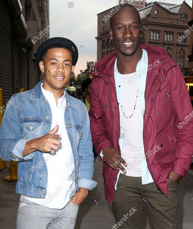 Nico and Vinz - Nico Sereba and Vincent Dery