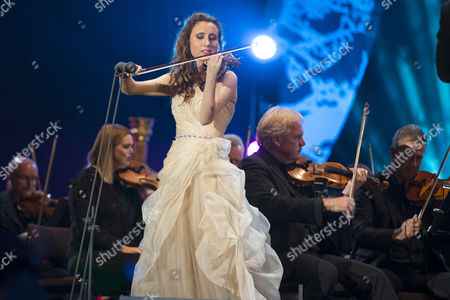 Editorial picture of BBC Proms in the Park, Swansea, Wales, Britain - 13 Sep 2014