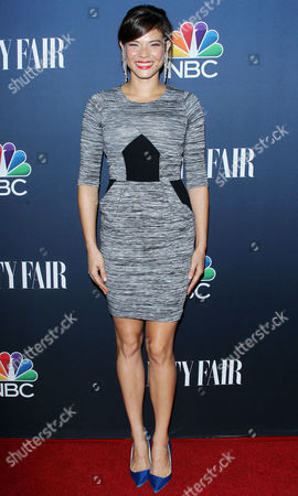 Editorial image of NBC Universal Vanity Fair Party, Los Angeles, America - 16 Sep 2014
