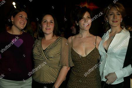 Ricki Lake's sister, Ricki Lake, Tricia Leigh Fisher and Joely F