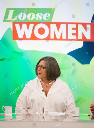 Editorial picture of 'Loose Women' TV Programme, London, Britain. - 17 Sep 2014