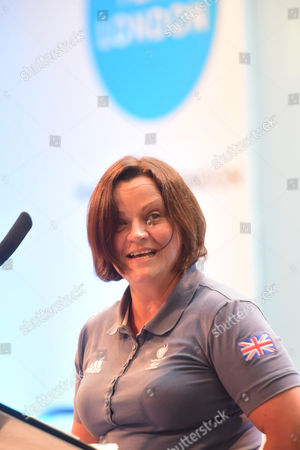 Paralympian Martine Wright