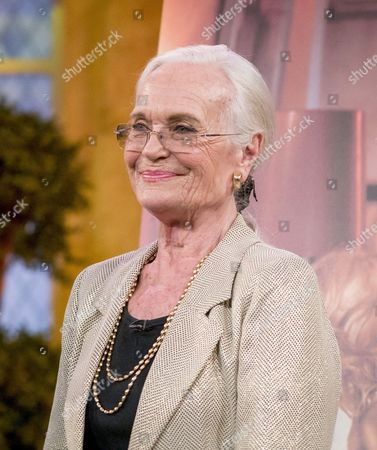 Stock Photo of Shirley Eaton