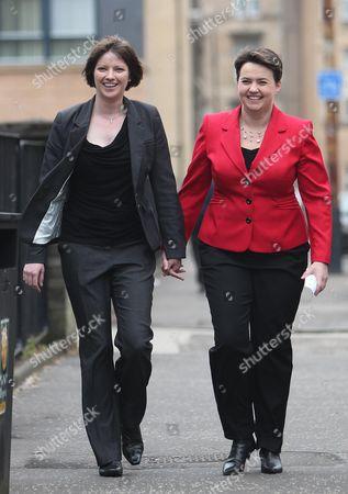 Editorial picture of Scottish Independence Referendum, Scotland, Britain - 18 Sep 2014