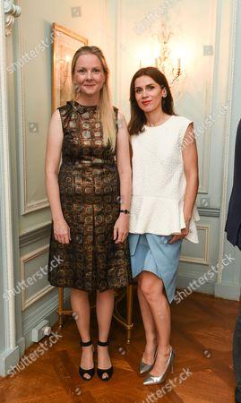Stock Photo of Nicola Clase, Lara Bohinc