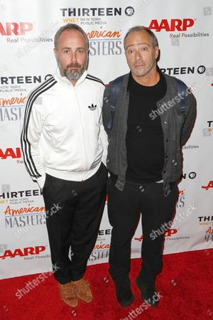 Editorial image of American Masters : The Boomer List Documentary premiere, New York, America - 18 Sep 2014