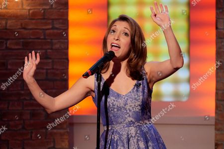 Stock Picture of Christina Bianco