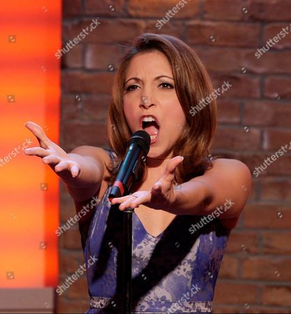 Stock Image of Christina Bianco