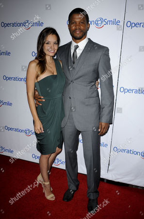 Editorial picture of Operation Smile Gala, Los Angeles, America - 19 Sep 2014