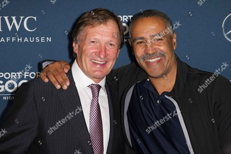 Franz Klammer, Daley Thompson