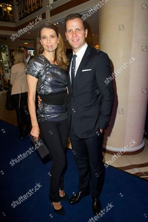 Editorial picture of Laureus Sports For Good Gala, Hotel Bayerischer Hof, Munich, Germany - 19 Sep 2014