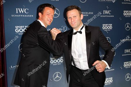 Editorial image of Laureus Sports For Good Gala, Hotel Bayerischer Hof, Munich, Germany - 19 Sep 2014