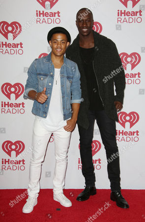 Stock Image of Nico & Vinz - Nico Sereba and Vincent Dery