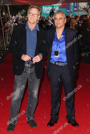 Robert Fox and Barry Navidi