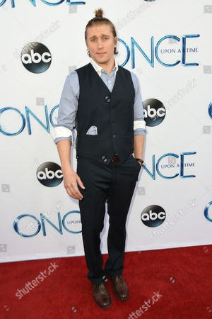 Editorial picture of 'Once Upon A Time' TV Series, Season 4 premiere, Los Angeles, America - 21 Sep 2014