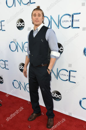 Editorial photo of 'Once Upon A Time' TV Series, Season 4 premiere, Los Angeles, America - 21 Sep 2014