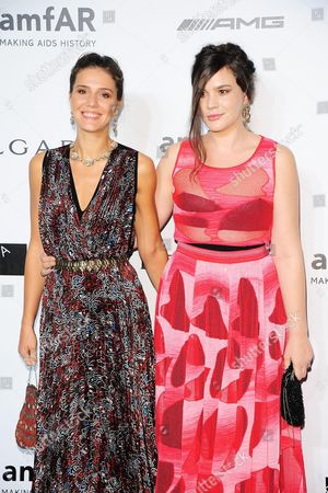Margherita Missoni and Teresa Missoni