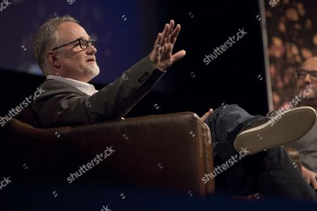 David Fincher is interviewed by Boyd Hilton