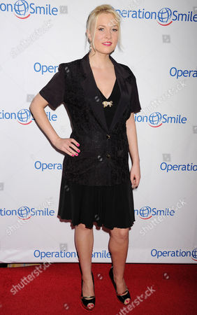 Editorial image of Operation Smile Gala, Los Angeles, America - 19 Sep 2014