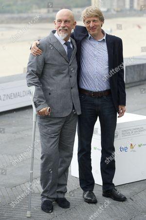 John Malkovich and Michael Sturminger
