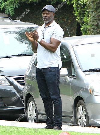 Stock Photo of Djimon Hounsou